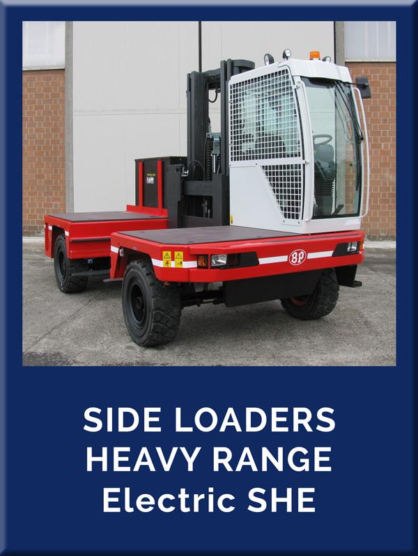 BP - Side Loaders Heavy Range Electric SHE