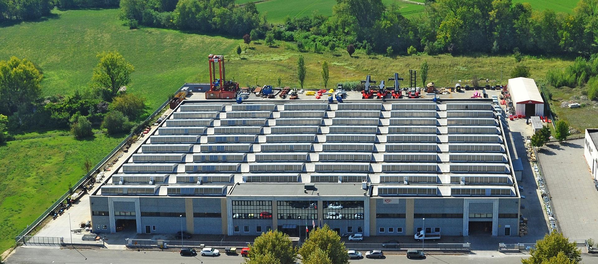 CVS Ferrari - Roveleto plant - 0918