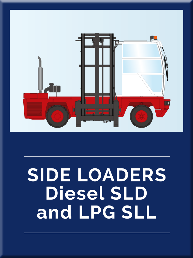 BP - SIDE LOADERS - Diesel SLD and LPG SLL